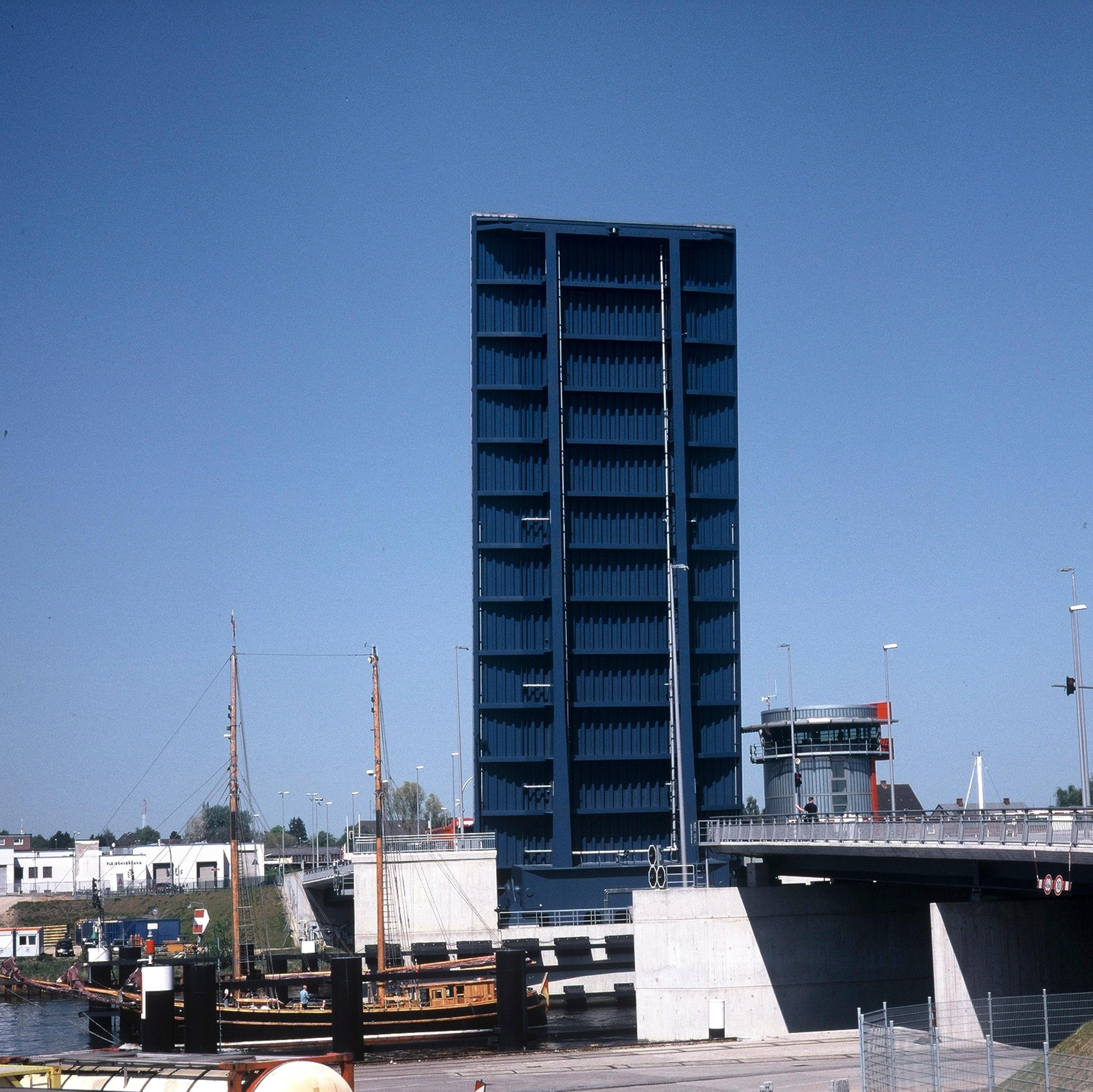Architekten L Beck klappbrücke nordtangente lübeck gpk architekten in lübeck