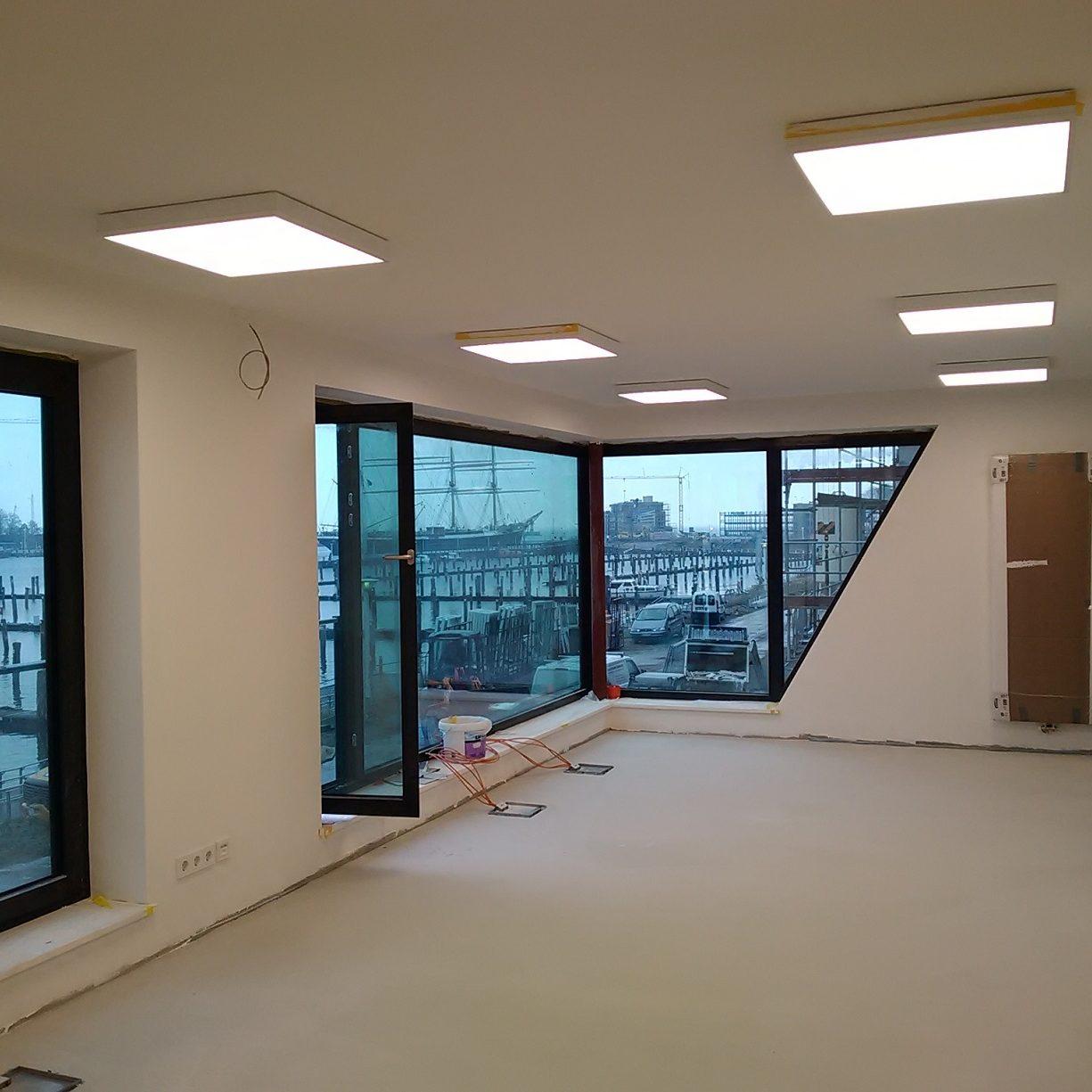 hafenmeisterhaus l beck travem nde gpk architekten in. Black Bedroom Furniture Sets. Home Design Ideas