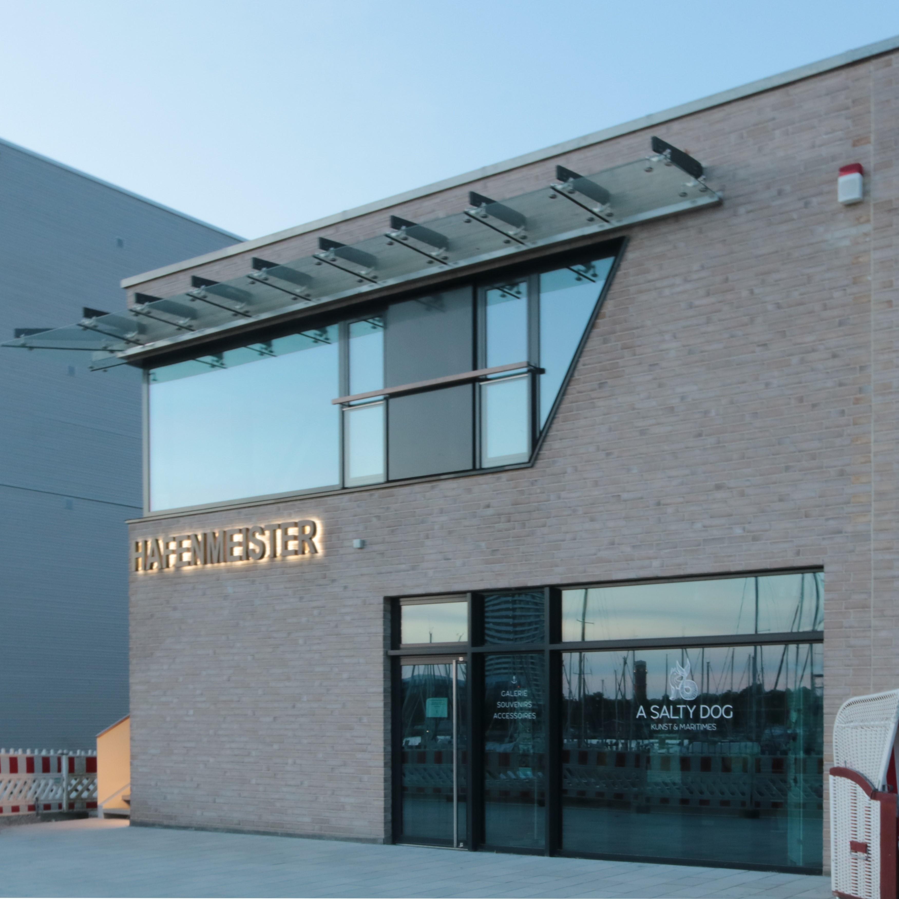 Hafenmeisterhaus l beck travem nde gpk architekten in - Architekten lubeck ...