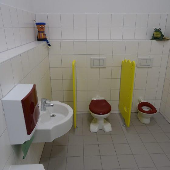 Kinder-WC
